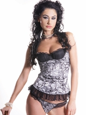 Jolidon Oriental Dream Corset - Final Sale