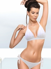 Prelude Desert Pearls Halter Bikini - On Sale
