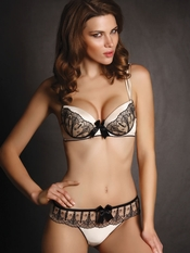 Jolidon Push Up Bra & Panty Set - On Sale