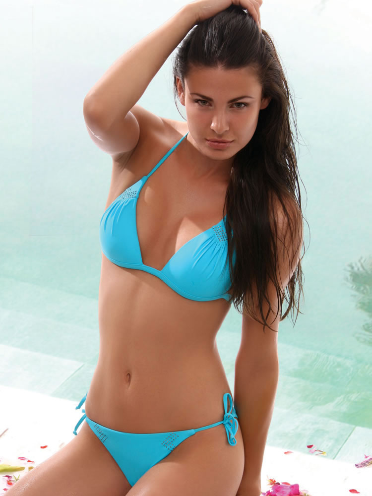 Bikini swimwear for sale looks much