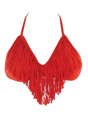 L Space Audrey Fringe Paprika - On Sale