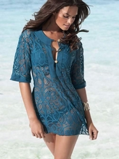 L Space Teal Lucca Tunic - Final Sale