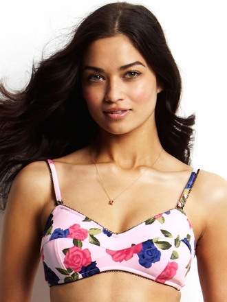 Seafolly Swimwear 2012 Lola Rose Bralette-Elite Fashion Swimwear
