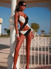 Meriell Fashion Monokini Swimsuit - On Sale