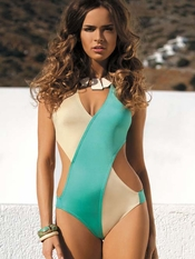 Meriell Mint Seduction Monokini - On Sale