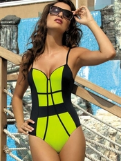 Meriell Pipe One Piece Swimsuit