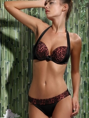 Prelude Lady Lace Padded Underwire Swimsuit - Final Sale
