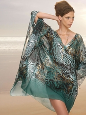 Prelude Wild Sphinx Kaftan - On Sale