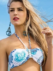 SABZ Arabian Bandeau Top - On Sale