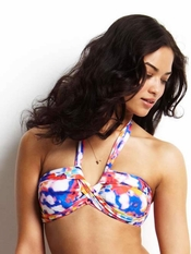 Seafolly Avant Garden Bandeau - On Sale