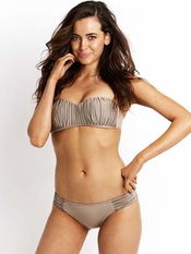 Seafolly Goddess Kiara Pleated Hipster - On Sale