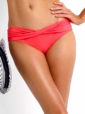 Seafolly Goddess Twist Band Hipster
