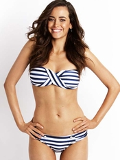 Seafolly Seaview Bandeau Ruched Pant - On Sale