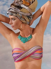 Prelude Sunkissed Bandeau- Final Sale