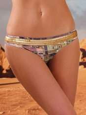 Prelude Sunkissed Bikini Bottom - Final Sale
