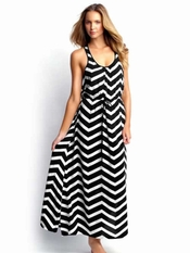 Seafolly Zig Zag Maxi Dress - On Sale