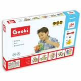 Goobi Magnetic Construction Set 104 Pieces