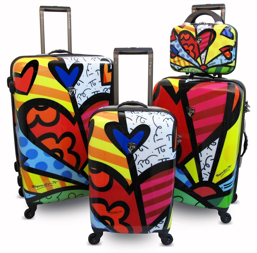 Britto By Heys 4 Piece Luggage Set Quot A New Day