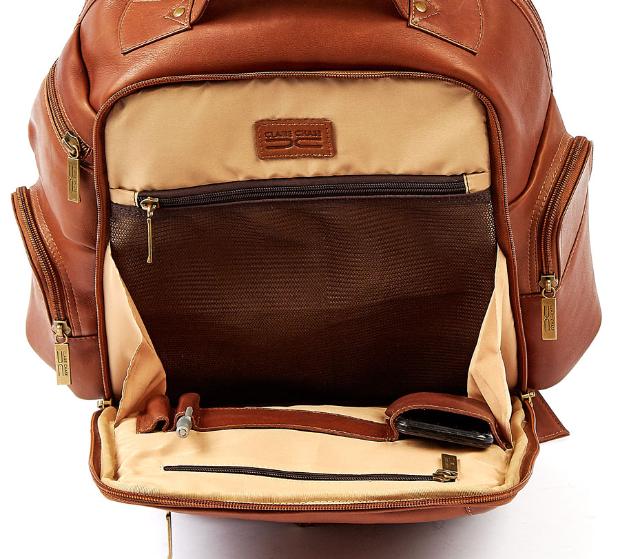 Claire Chase Executive Backpack Claire Chase