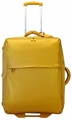 "Lipault 0% Foldable 2-Wheeled Cabin Luggage 28"" (Mustard)"