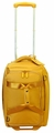 "Lipault 0% Foldable 2-Wheeled Carry-On 20"" Duffel Bag (Mustard)"
