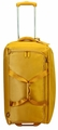 "Lipault 0% Foldable 2-Wheeled Duffel Bag 27"" (Mustard)"