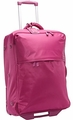 "Lipault Paris 25"" Foldable 2 Wheeled Upright (Fuschia)"