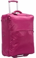 "Lipault Paris 28"" Foldable 2 Wheeled Upright (Fuschia)"