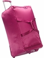 "Lipault Paris 30"" Foldable 2 Wheeled Duffle Bag (Fuschia)"