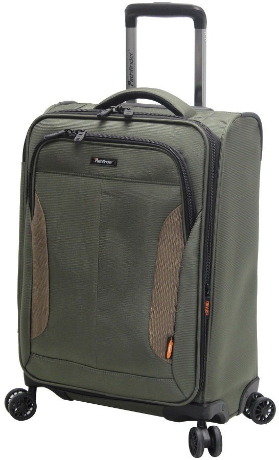 Pathfinder Px 10 20 Quot Expandable Carry On Spinner Carry On Luggage
