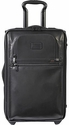 Tumi Alpha International Leather Carry-On