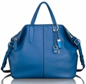 Tumi Carli Convertible Leather Satchel