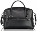 Tumi Larkin Miraloma Satchel Leather Brief