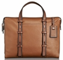 Tumi Mission Harrison Leather Brief