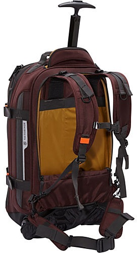 "Victorinox CH-97 2.0 25"" Tourist Expandable Wheeled Backpack ..."