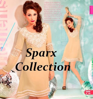 Sparx Collection - Party Wear Tunics