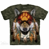 Native Wolf Spirit