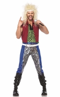 80's Rock God Sexy Men's Costume