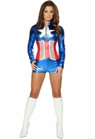 All American Sexy 2 PC Costume