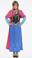 Anna Princess Cosplay Costume