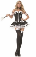 Charming Chamber Maid Sexy Costume