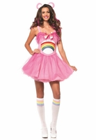 Cheer Bear Sexy 2 PC Costume