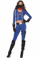 Cobra Girl Sexy 6 PC Costume