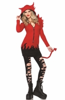 Cozy Devil Sexy Costume