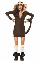 Cozy Monkey Sexy Costume