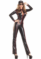 Deluxe Formula Fun Racer Sexy 3 PC Costume