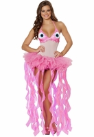 Jellyfish Baby Sexy 2 PC Costume