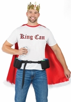 King Can Sexy Costume