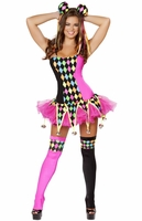 Lusty Laughter Sexy 3 PC Costume