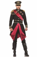 Military General Sexy Men's Costume